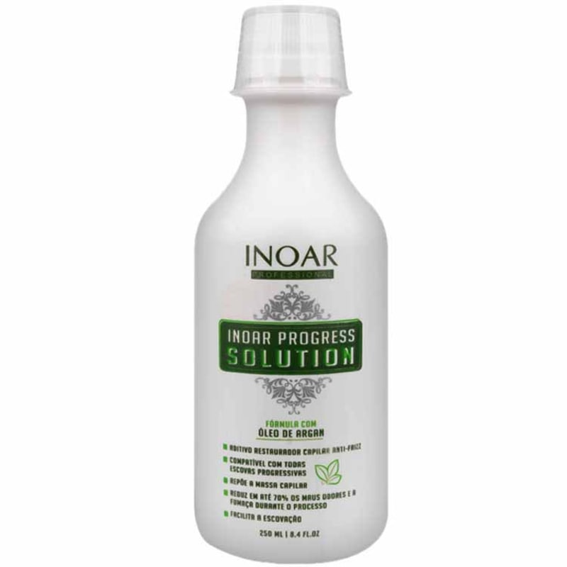Inoar Pós Progress Solution - Tratamento Pré-Química 250ml