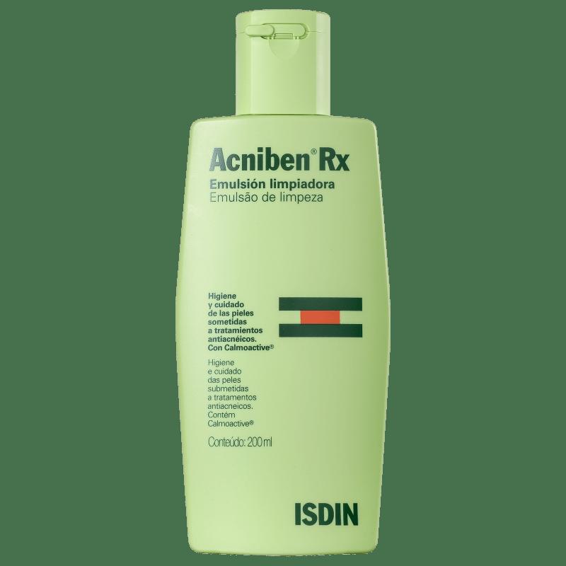 ISDIN Acniben Rx - Emulsão de Limpeza Facial 200ml