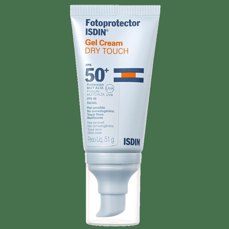 ISDIN Fotoprotector Gel Cream FPS 50 - Protetor Solar Facial 51g
