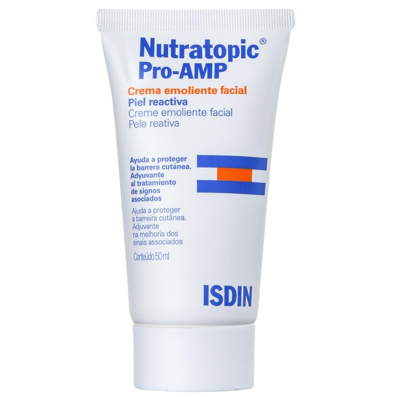 ISDIN Nutratopic Pro-AMP - Creme Facial 50ml
