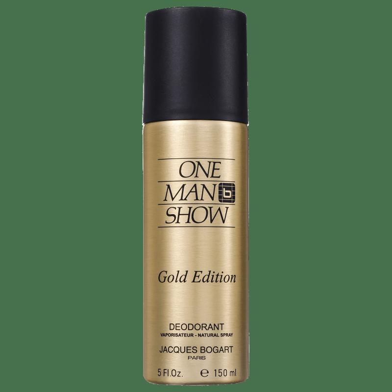 Jacques Bogart One Man Show Gold Edition - Desodorante Masculino 150ml
