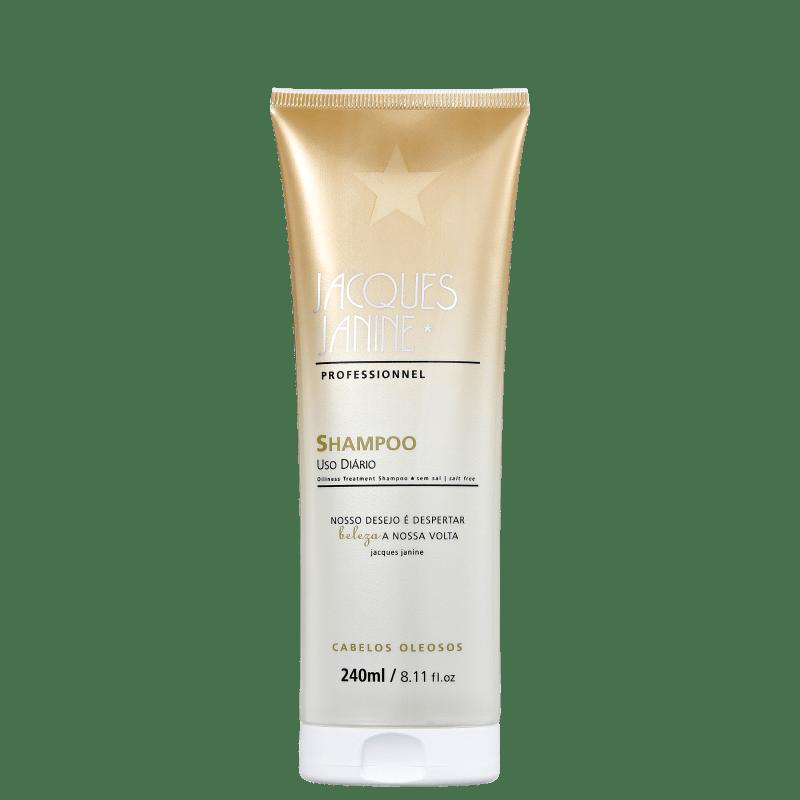 Jacques Janine Professionnel Uso Diário Cabelos Oleosos - Shampoo 240ml