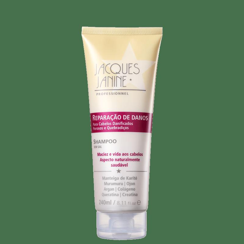 Jacques Janine Reparação de Danos - Shampoo 240ml