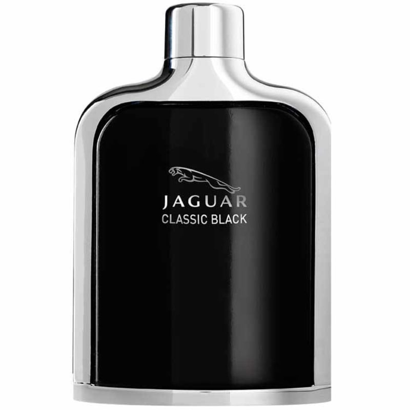 classic black jaguar perfume masculino beleza na web. Black Bedroom Furniture Sets. Home Design Ideas
