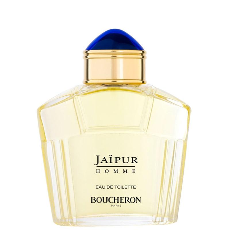 Jaïpur Homme Boucheron Eau de Toilette - Perfume Masculino 50ml