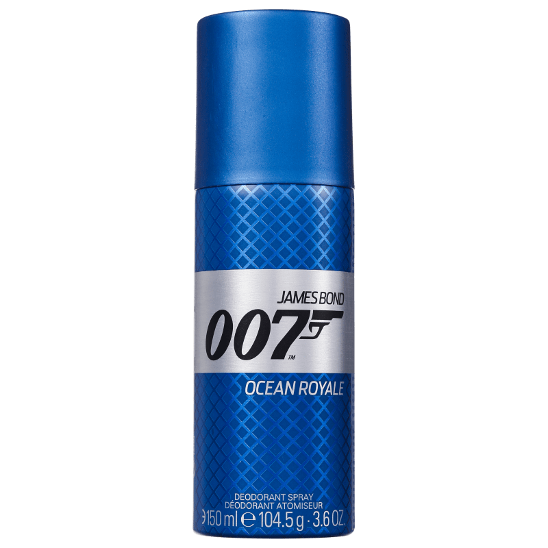 James Bond Ocean Royale - Desodorante Masculino 150ml