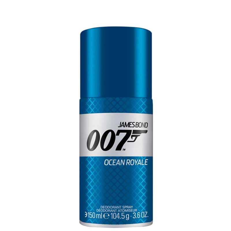 James Bond Ocean Royale - Desodorante Masculino 150ml