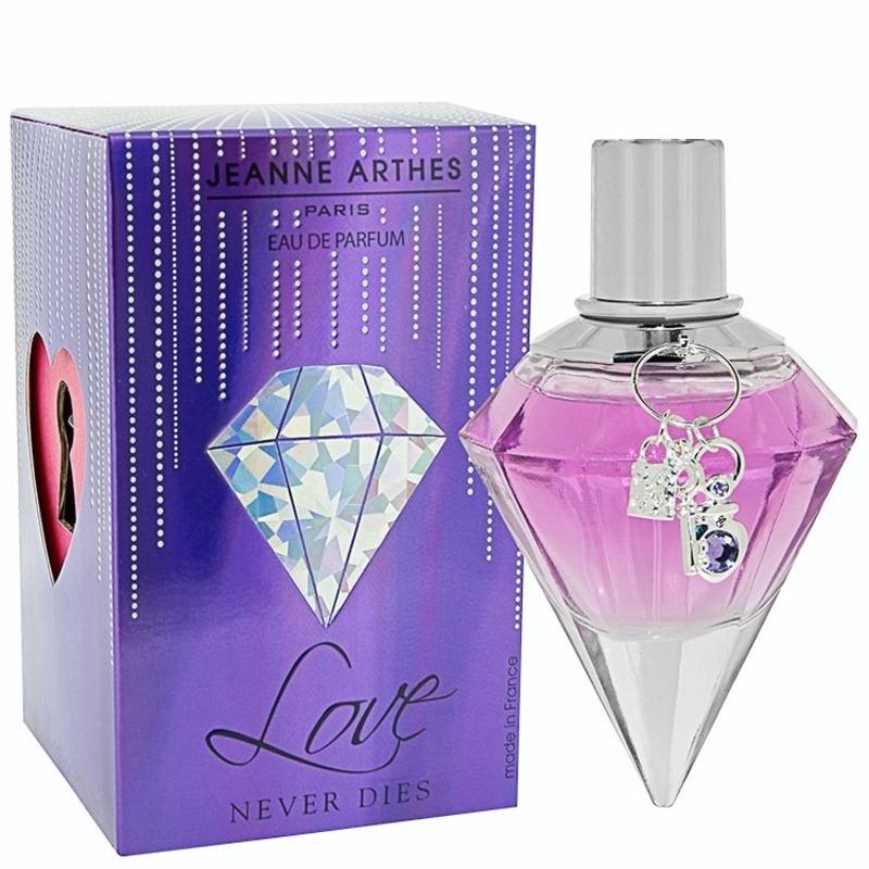 Love Never Dies Jeanne Arthes Eau de Parfum - Perfume Feminino 60ml