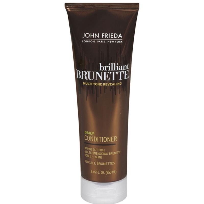 John Frieda Brilliant Brunette Daily Conditioner - Condicionador 250ml