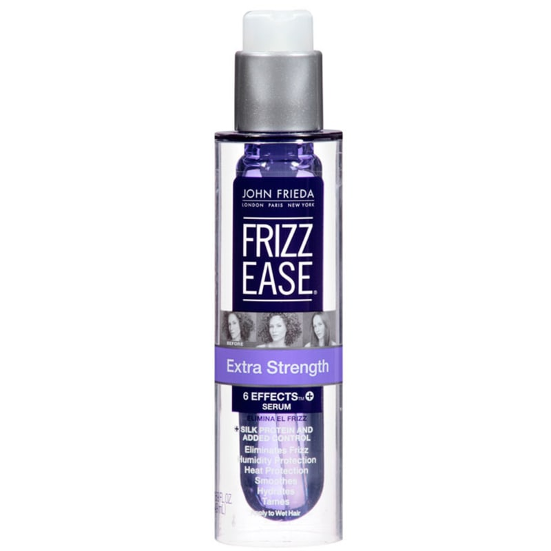 John Frieda Frizz-Ease Hair Serum Extra-Strength Formula for Coarse/ Frizzy Hair - Serum 50ml