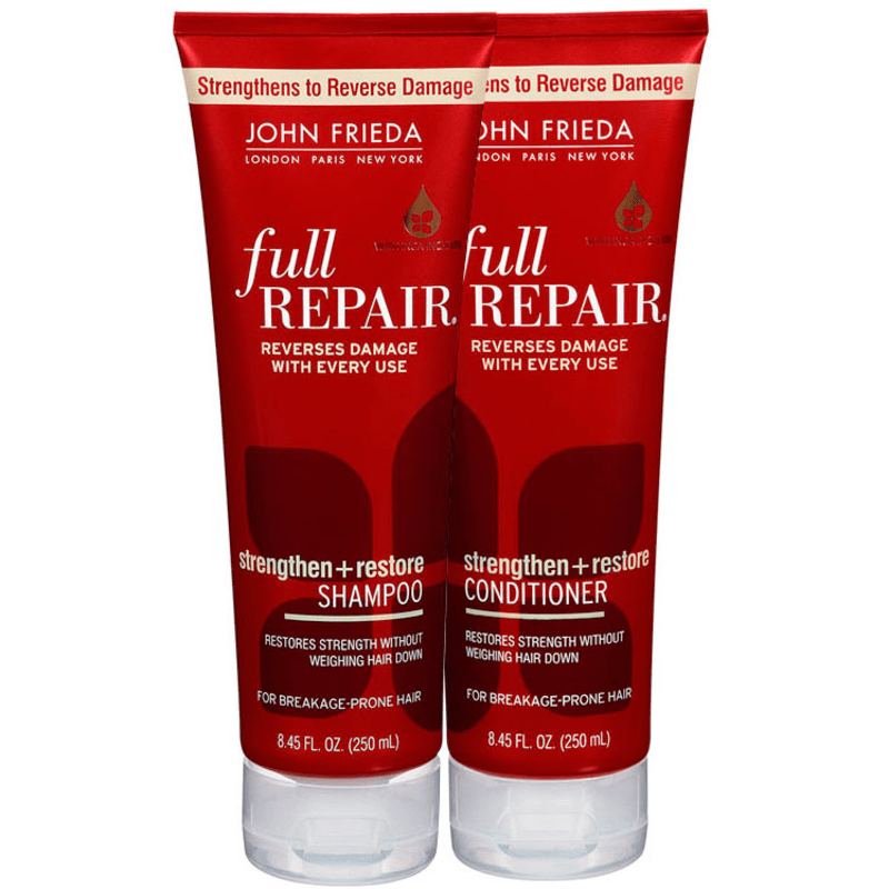 Kit John Frieda Full Repair Strengthen+Restore Duo (2 Produtos)