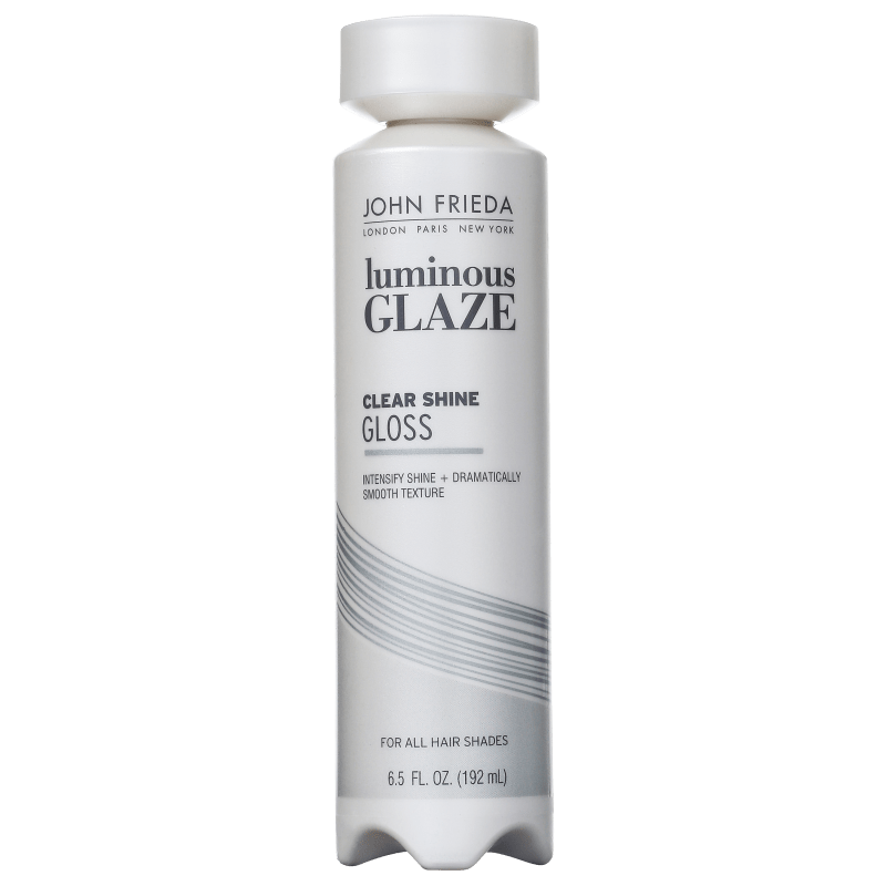 John Frieda Lumious Color Glaze Clear Shine - Tratamento de Brilho 192ml