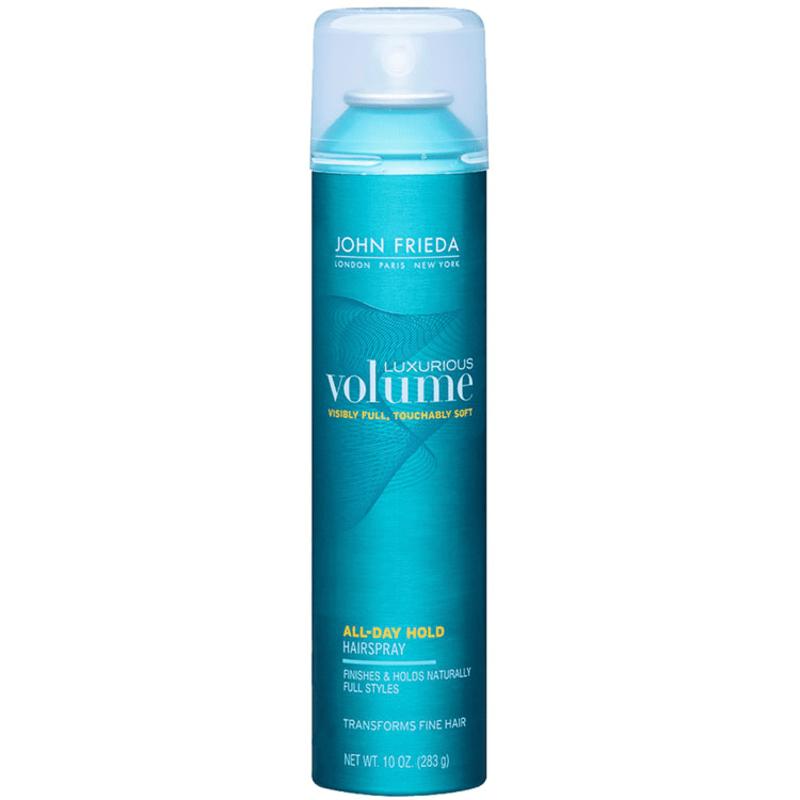 John Frieda Luxurious Volume All-Day Hold Hairspray - Finalizador 283g