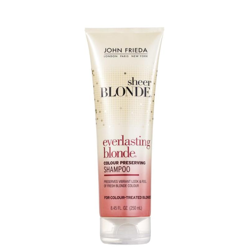 John Frieda Sheer Blonde Everlasting Blonde Colour Preserving - Shampoo 250ml