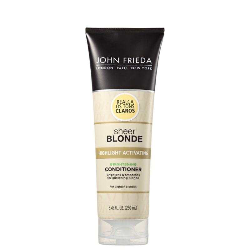 John Frieda Sheer Blonde Highlight Activating for Lighter Blondes - Condicionador 250ml