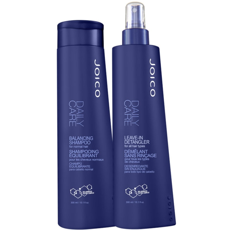 Kit Joico Daily Care Balance Detangle (2 Produtos)