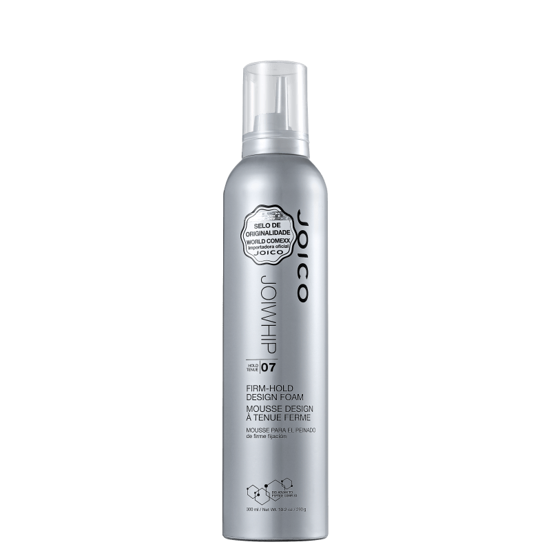 Joico Joiwhip Firm-Hold Design Foam - Mousse Modeladora 300ml