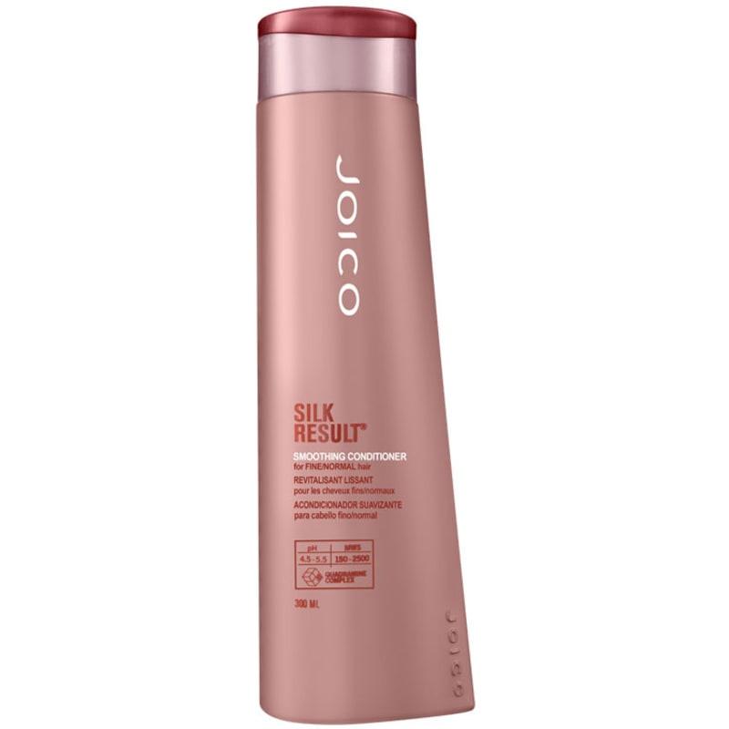 Joico Silk Result Smoothing Conditioner Fine/Normal Hair - Condicionador 300ml
