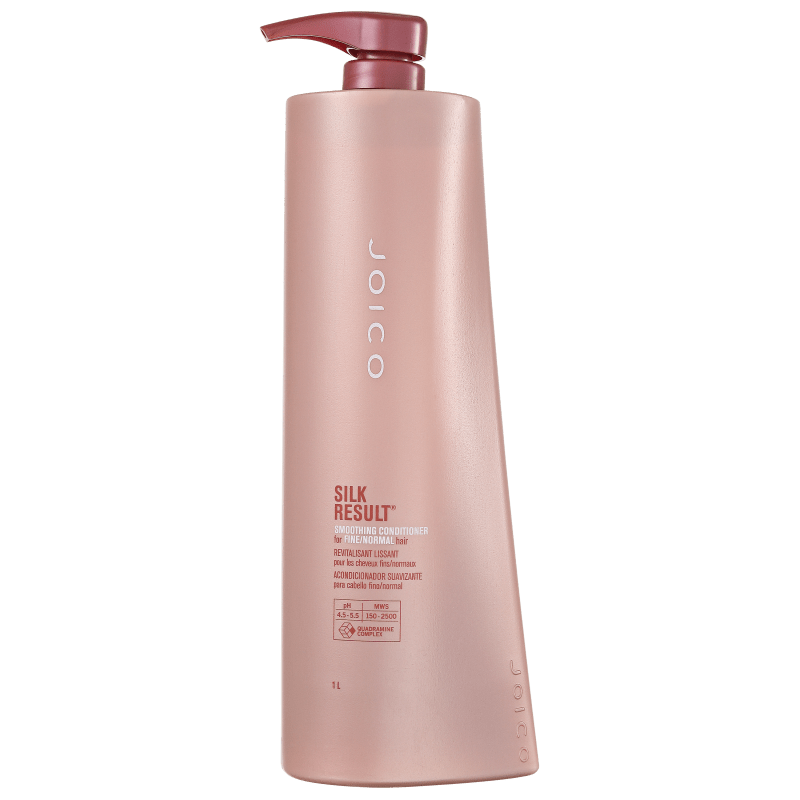 Joico Silk Result Smoothing Conditioner Fine/Normal Hair - Condicionador 1000ml