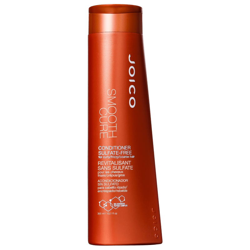Joico Smooth Cure Conditioner Sulfate-Free - Condicionador 300ml