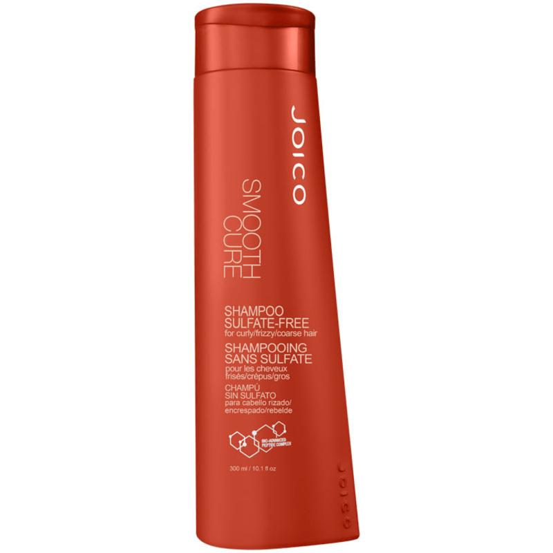 Joico Smooth Cure Shampoo Sulfate-Free - Shampoo 300ml