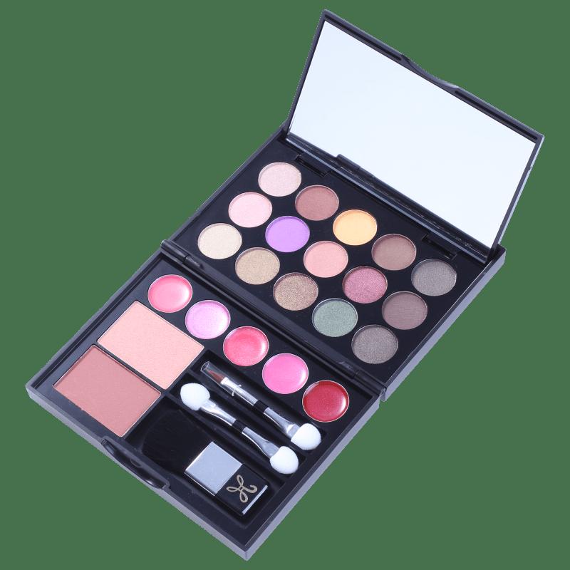 Joli Joli Compact Palette Fleur Irisée Nº 4 - Estojo de Maquiagem