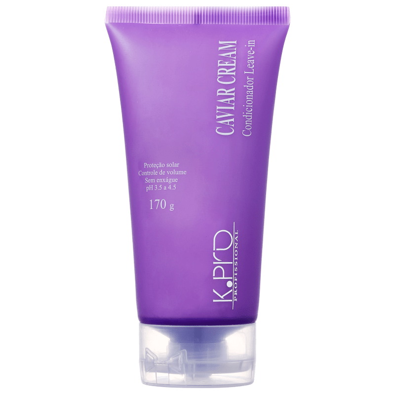 K.Pro Caviar Cream Condicionador Leave-In - 170g