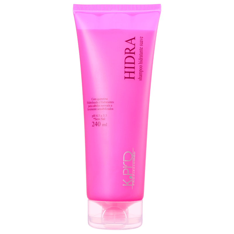 K.Pro Hidra - Shampoo sem Sal 240ml