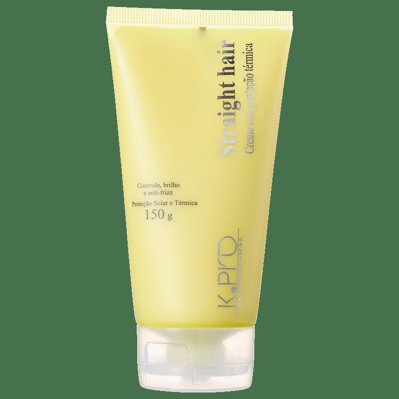 K.Pro Straight Hair - Protetor Térmico 150g