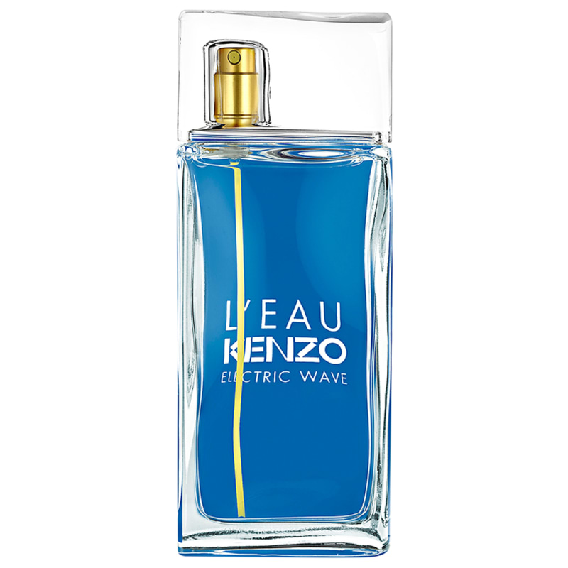 Perfume Eletric Wave Kenzo Eau de Toilette Masculino 50 Ml