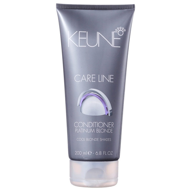 Keune Care Line Platinum Blonde Conditioner - Condicionador 200ml