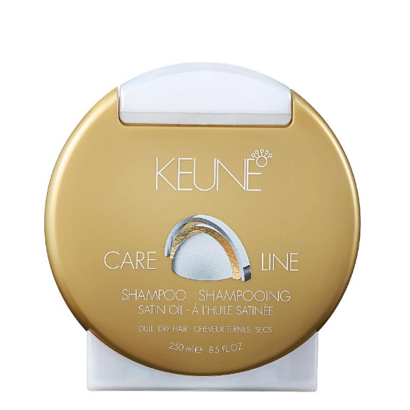 Keune Care Line Satin Oil - Shampoo 250ml