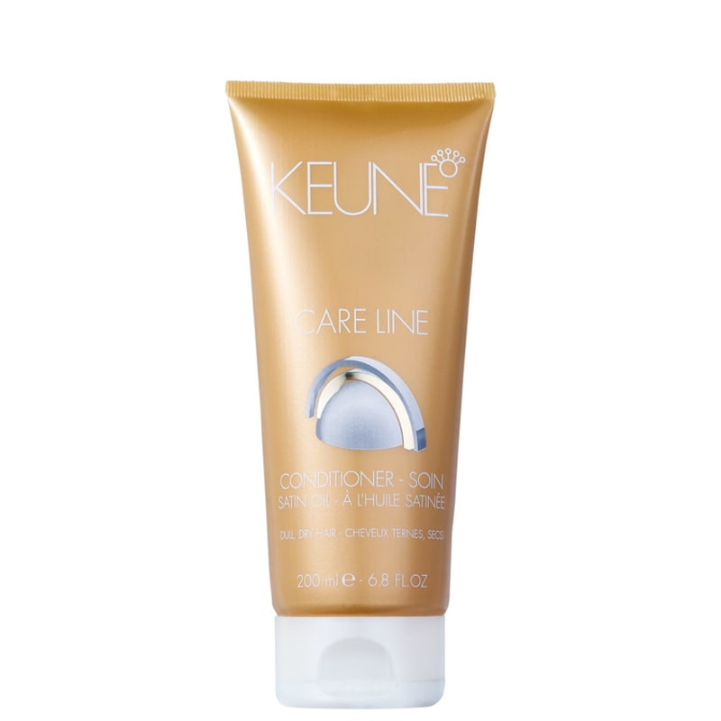 Keune Care Satin Oil - Condicionador 200ml