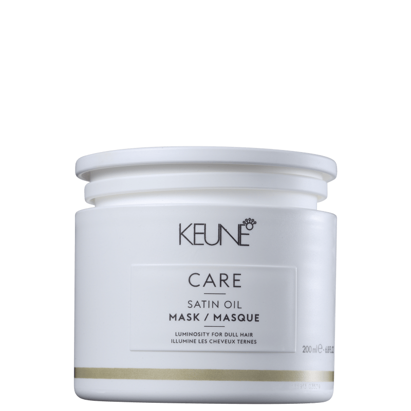 Keune Satin Oil - Máscara de Tratamento 200ml