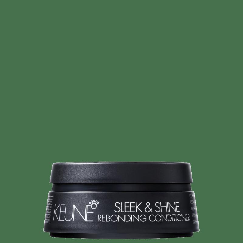 Keune Sleek and Shine Rebonding Conditioner - Tratamento 200ml