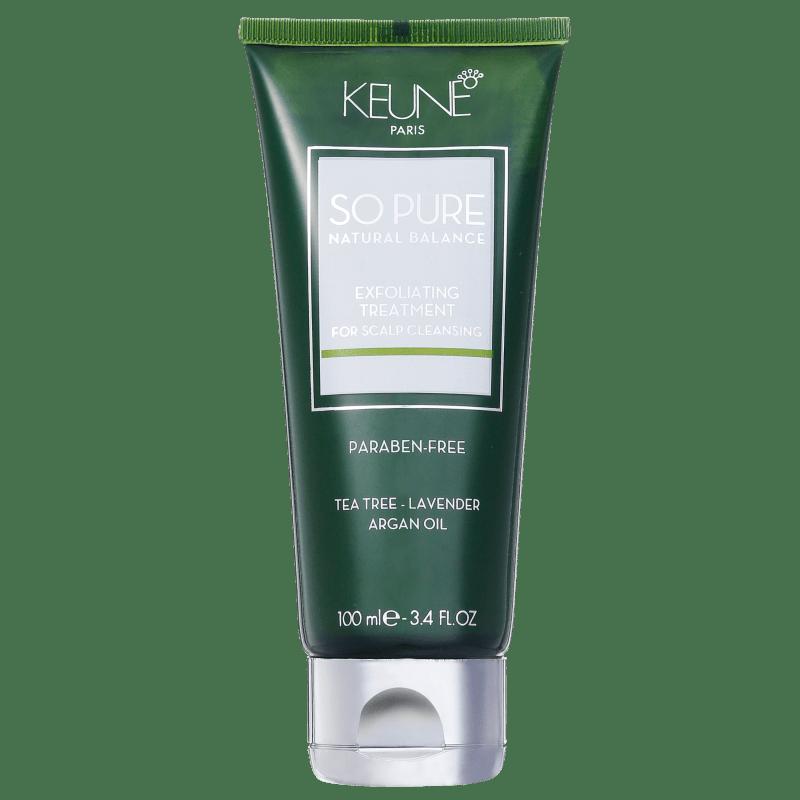 Keune So Pure Exfoliating Treatment - Tratamento 100ml
