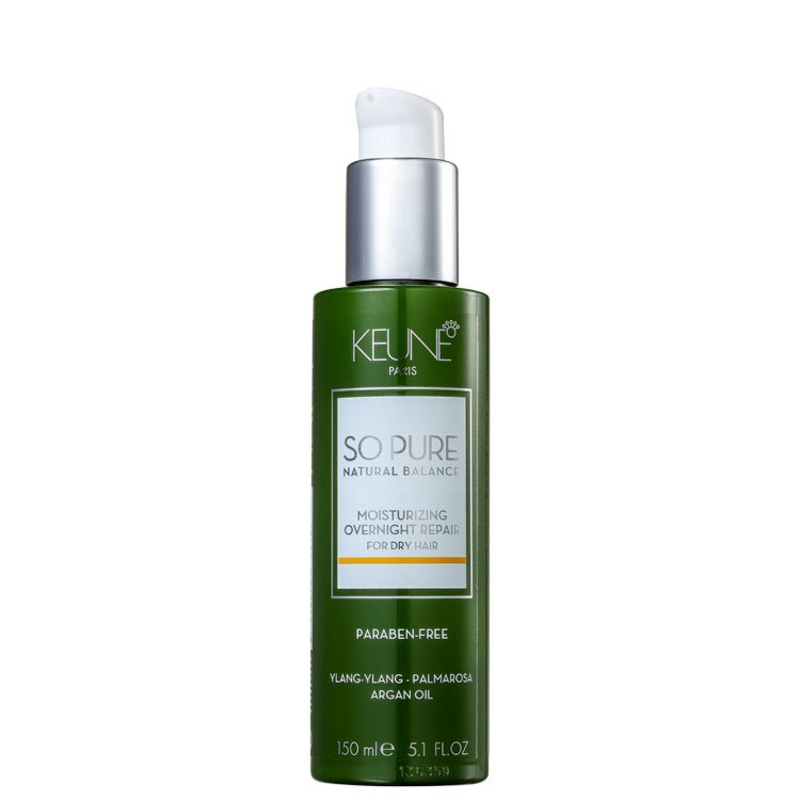 Keune So Pure Moisturizing Overnight Repair - Sérum Noturno 150ml