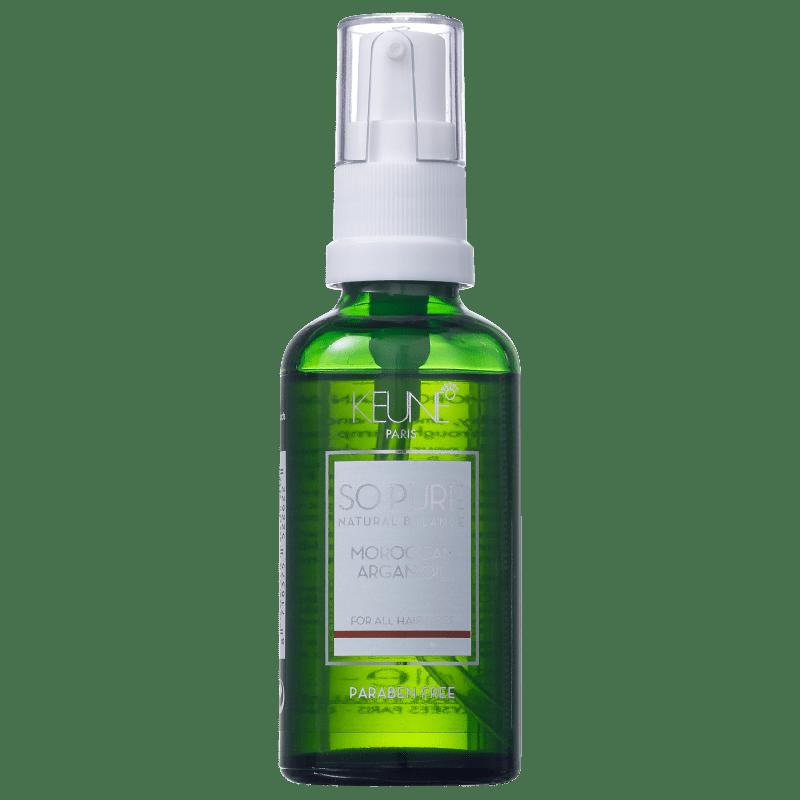 Keune So Pure Natural Balance Moroccan Argan Oil - Tratamento 45ml