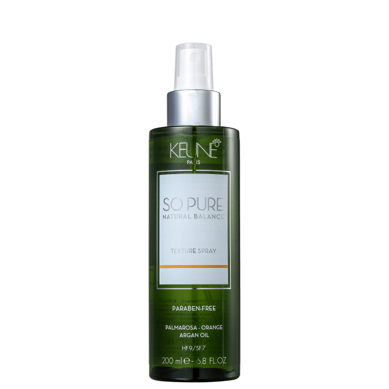 Keune So Pure Texture - Spray Fixador 200ml