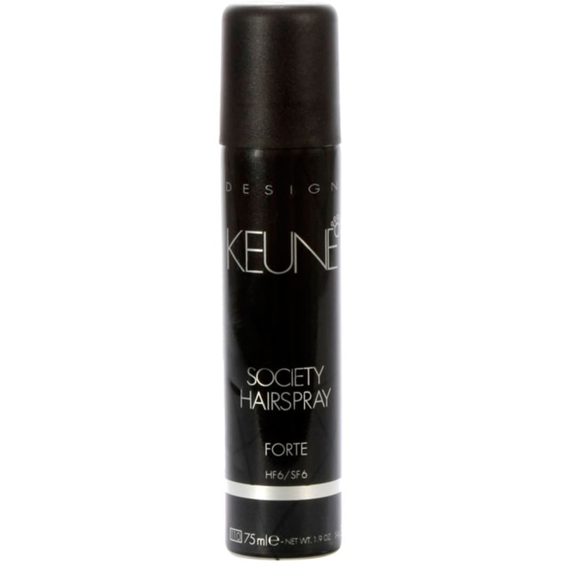 Keune Society Hairspray Forte - Finalizador 75ml