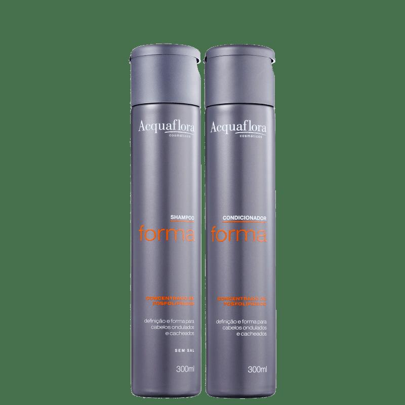 Kit Acquaflora Forma Duo (2 Produtos)