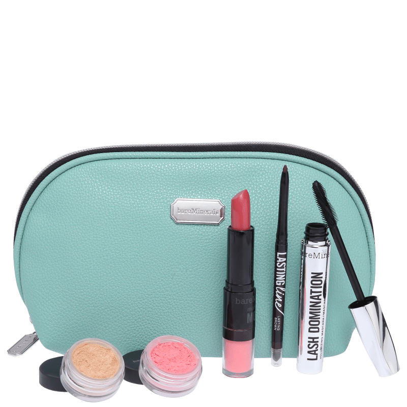 Kit bareMinerals 4 Looks to Luxe (5 produtos)