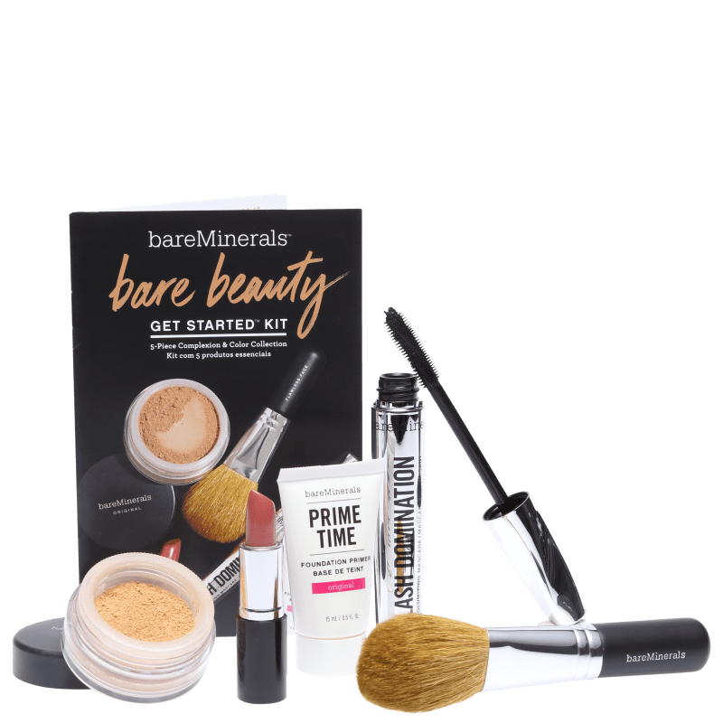Kit bareMinerals Get Started Light (5 produtos)