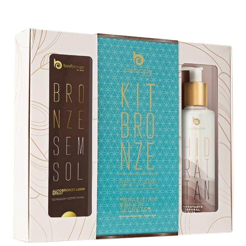 Kit Best Bronze Presente Best Care (2 produtos)