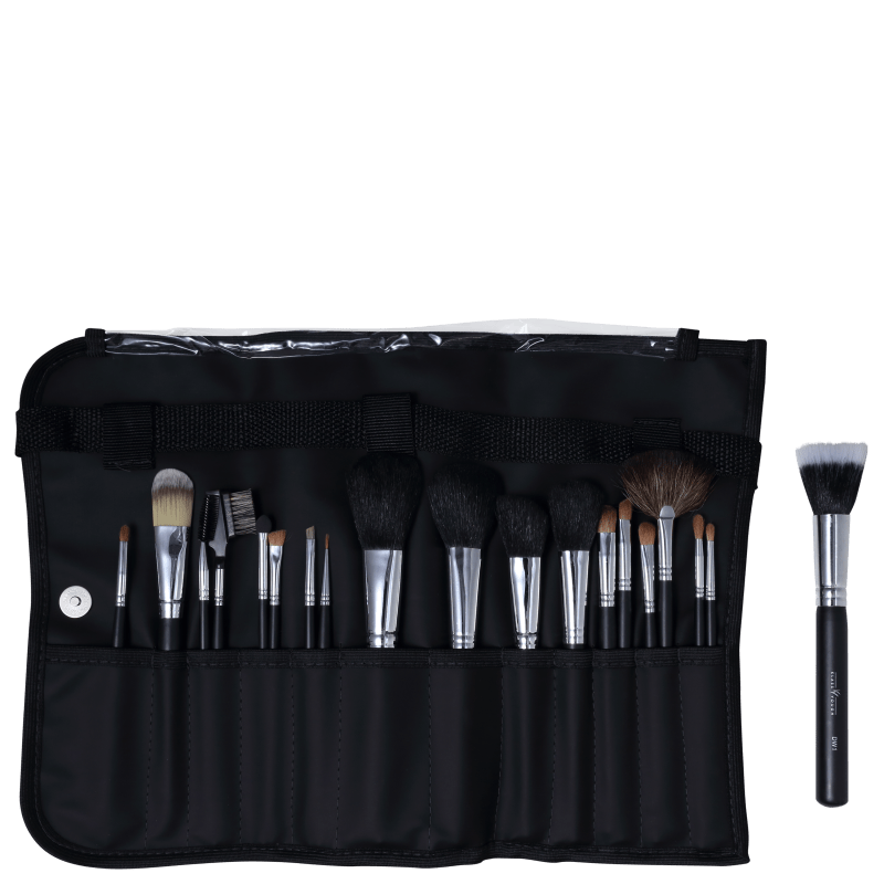 Kit de Pincéis Klass Vough 18 Black Series