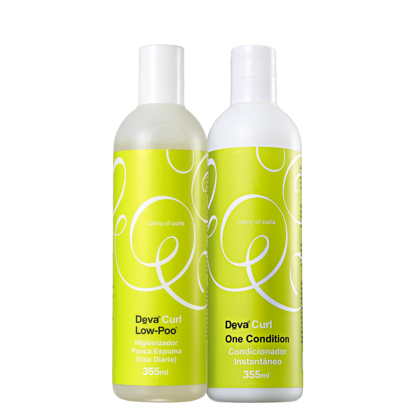 Kit Deva Curl Duo (2 Produtos)