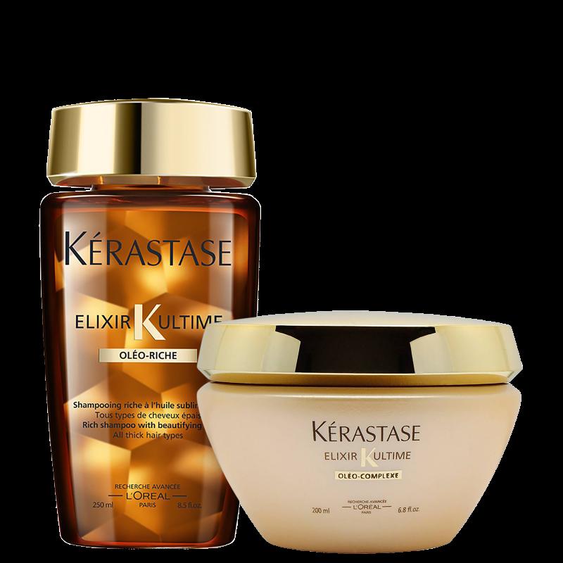 Kit Kérastase Elixir Ultime Riche (2 produtos)