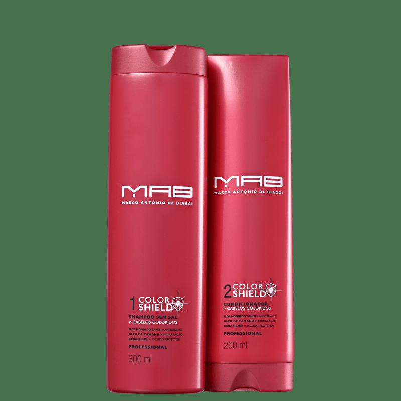 Kit MAB Marco Antônio de Biaggi Color Shield Cuidado Diário (2 Produtos)