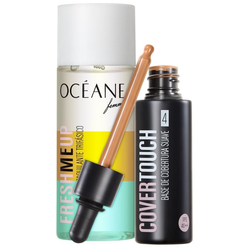 Kit Océane Femme Cover Touch 4 Fresh Me Up (2 produtos)