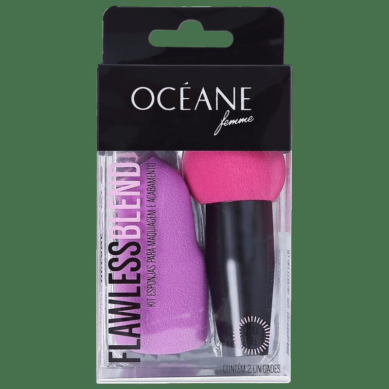 Kit Océane Femme Flawless Blend de Esponjas (2 unidades)